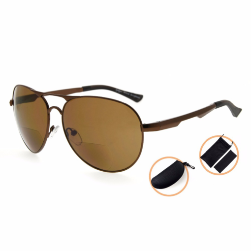 d3182b65dd2 Pilot s Non-Polarized Sunglass Bifocals - David Steele Pilot Supply